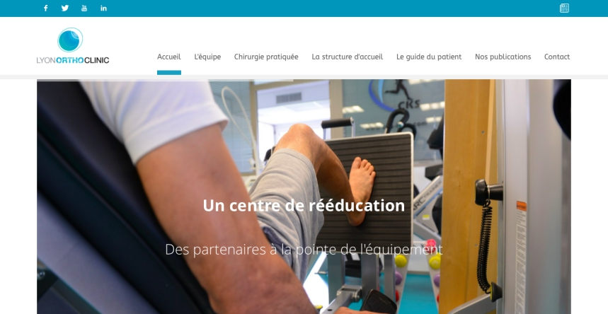 Projet_Lyon-Ortho-Clinic